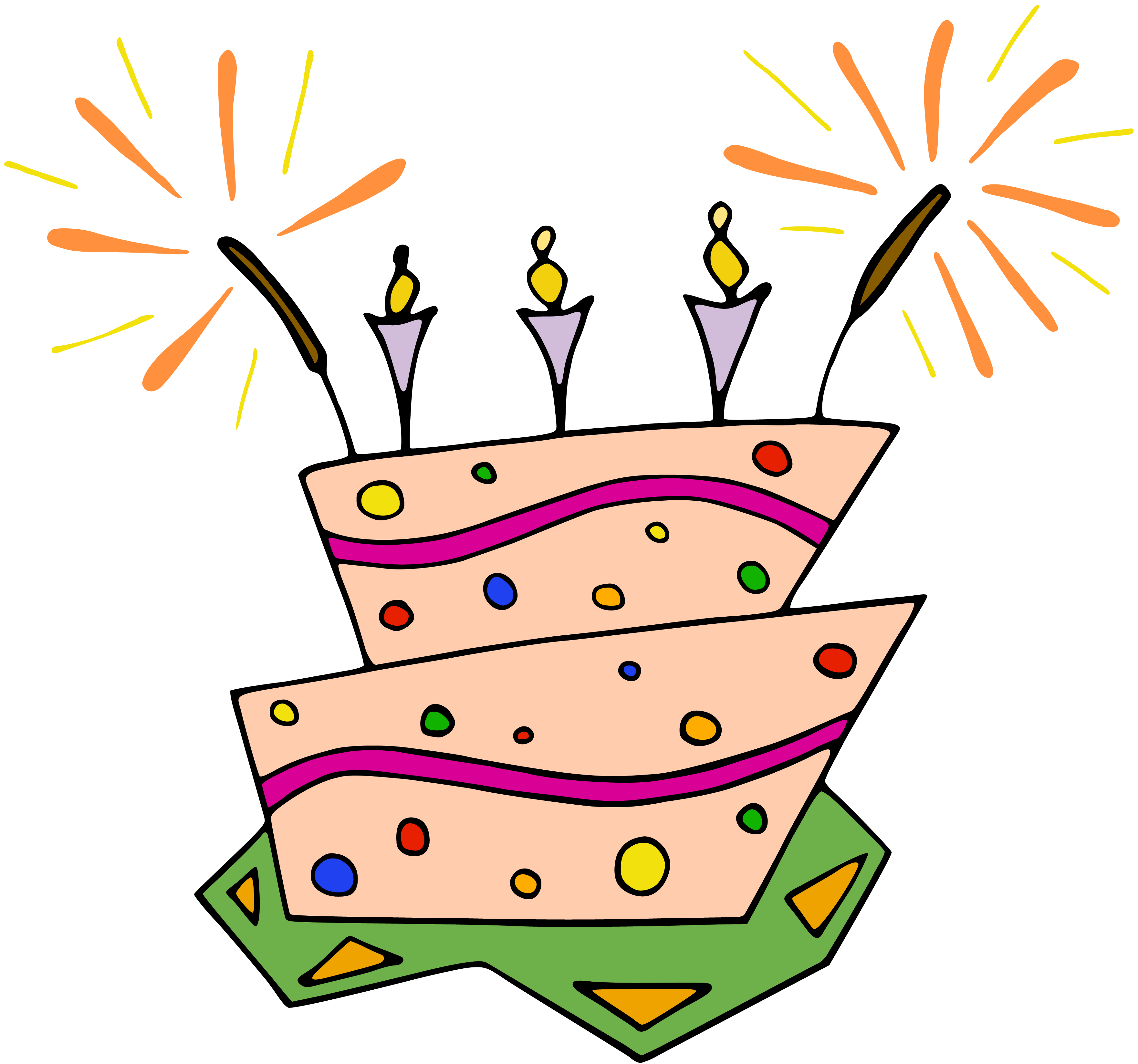 Surprise clipart birthday celebration. Adult party clip art