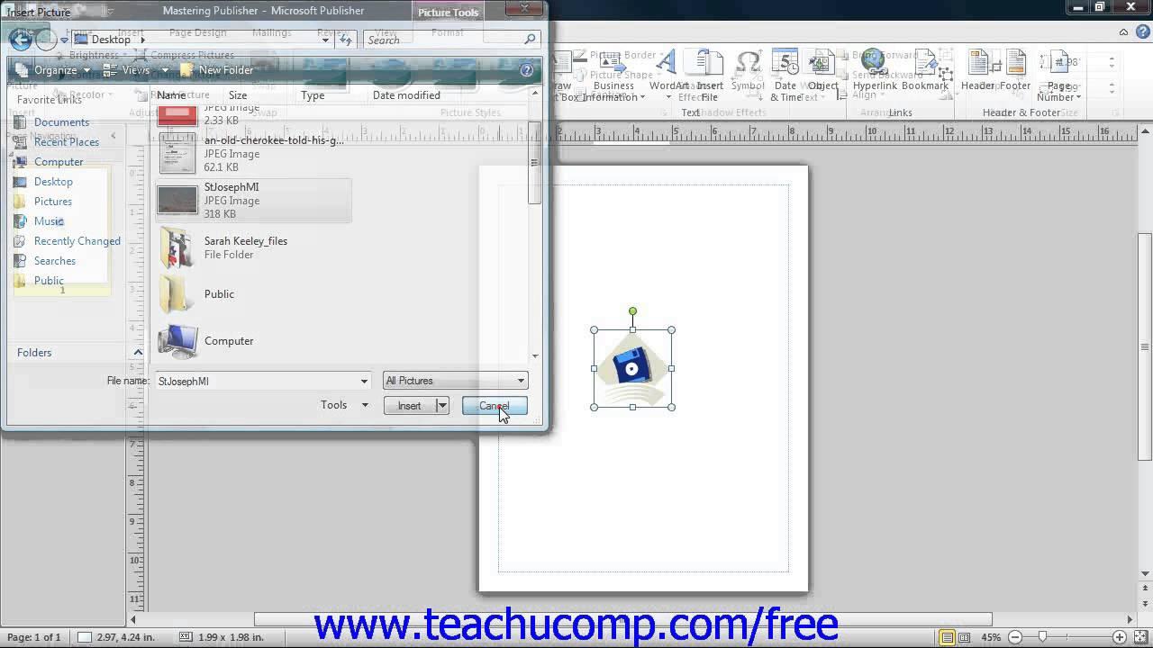 Microsoft clipart publisher microsoft. Tutorial inserting clip art