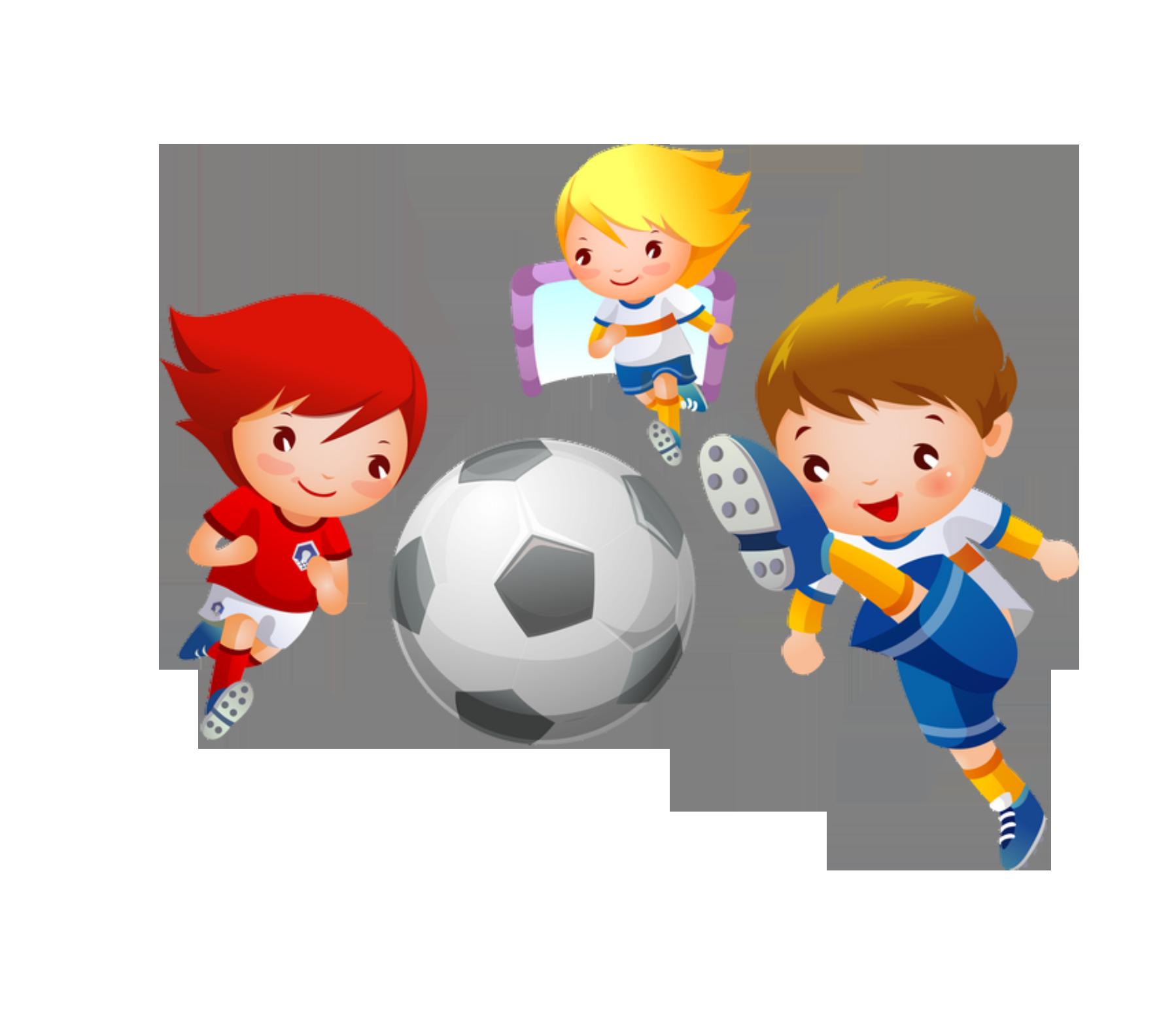 Sport information child clip. Play clipart football team