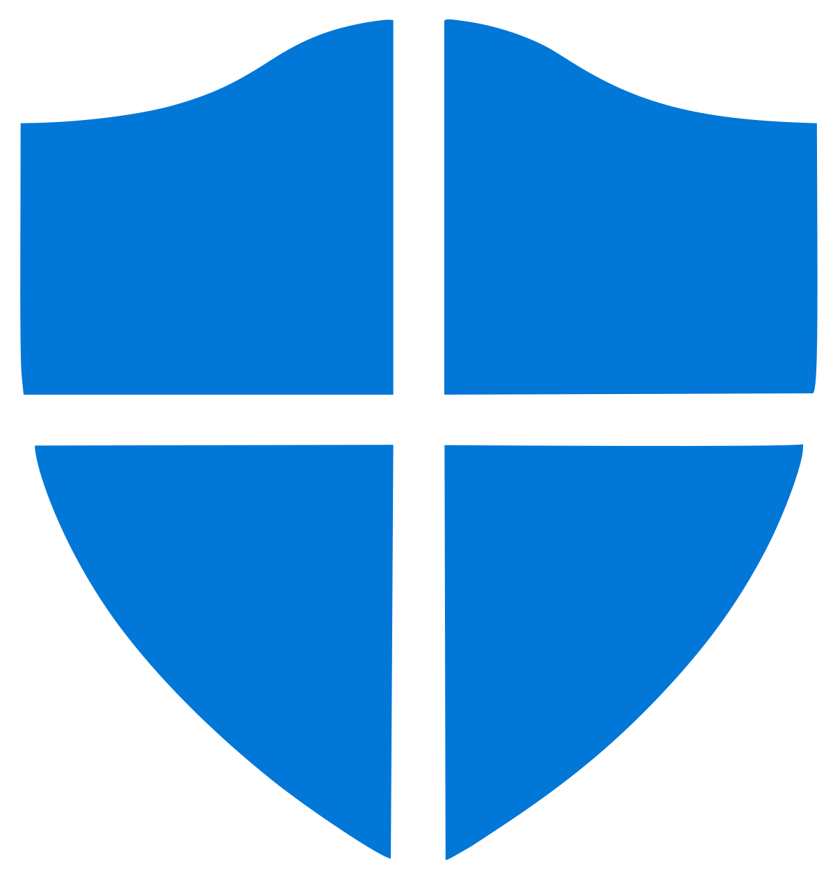 Windows defender antivirus software. Win clipart simple window