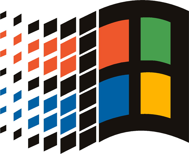Windows start button png. Microsoft logo variations global