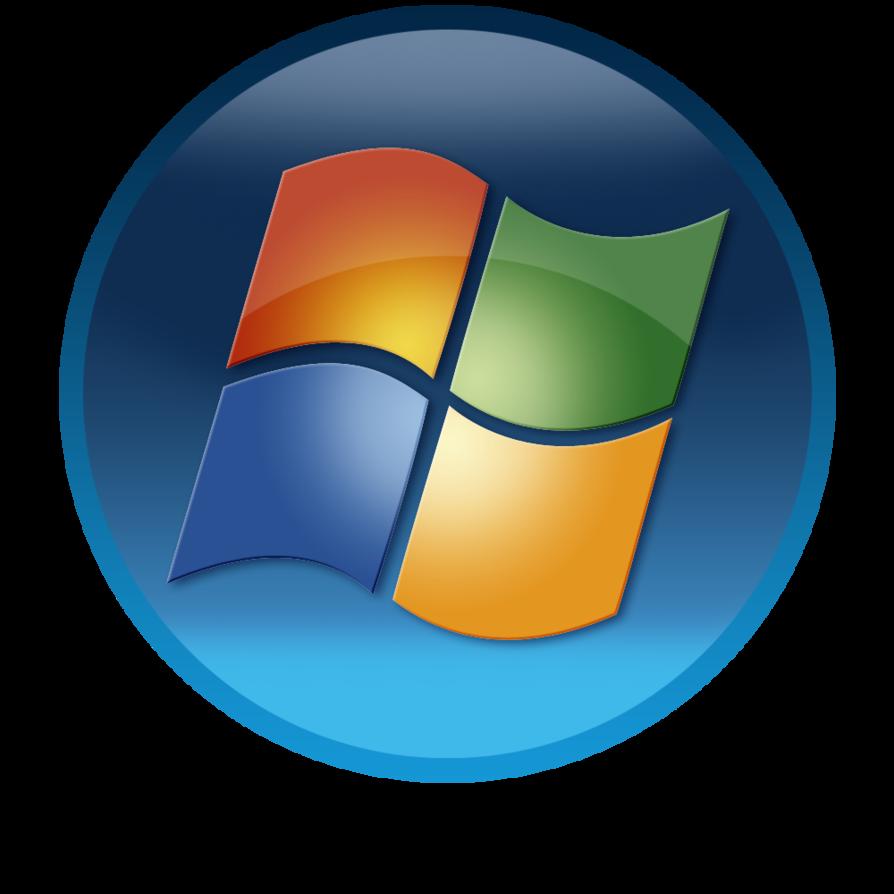 Windows 7 start button png. Microsoft vista xp corporation
