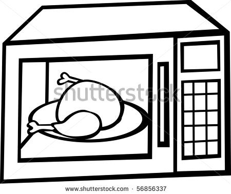 Panda free images microwaveclipart. Microwave clipart