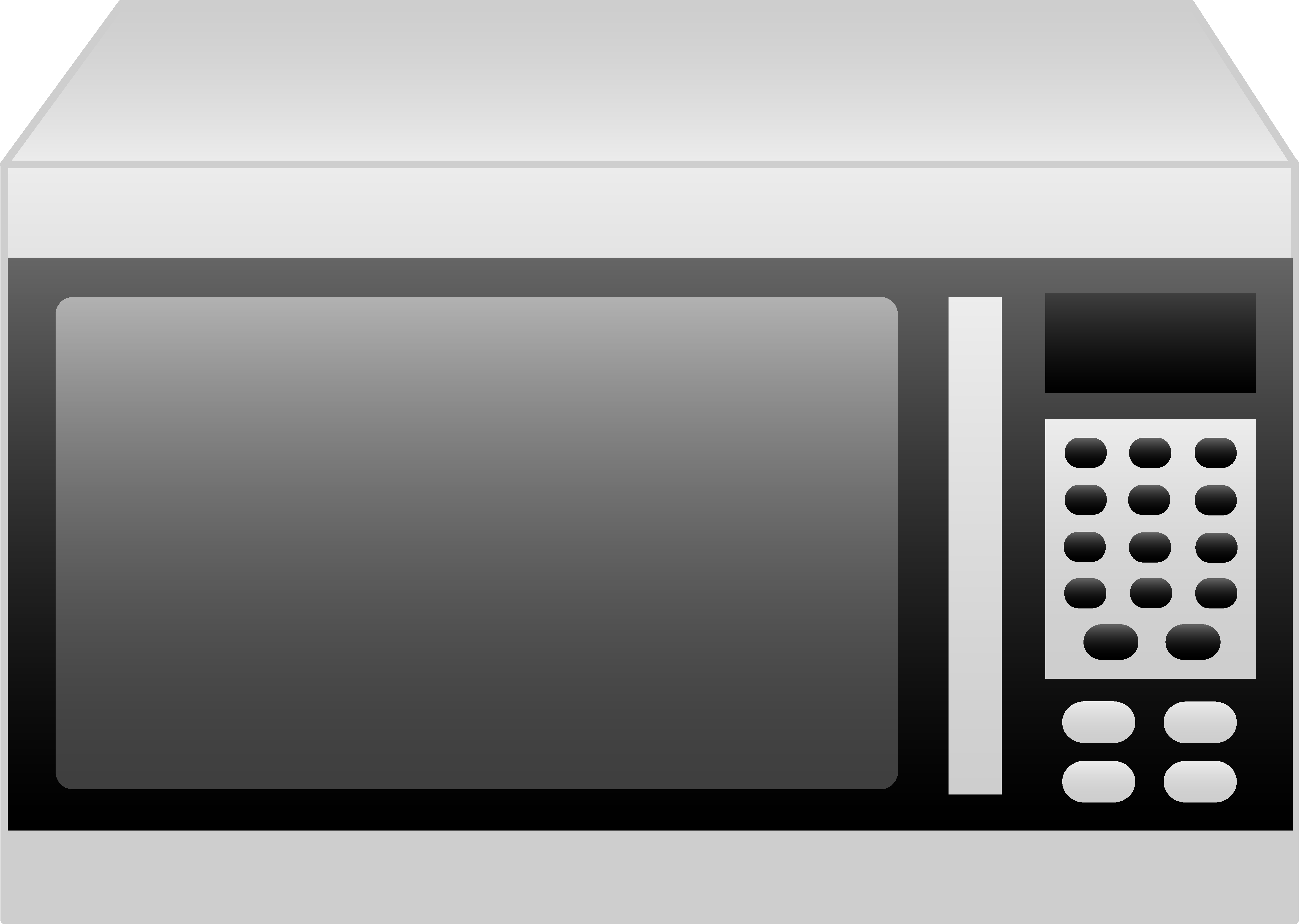 Microwave clipart. Oven design free clip