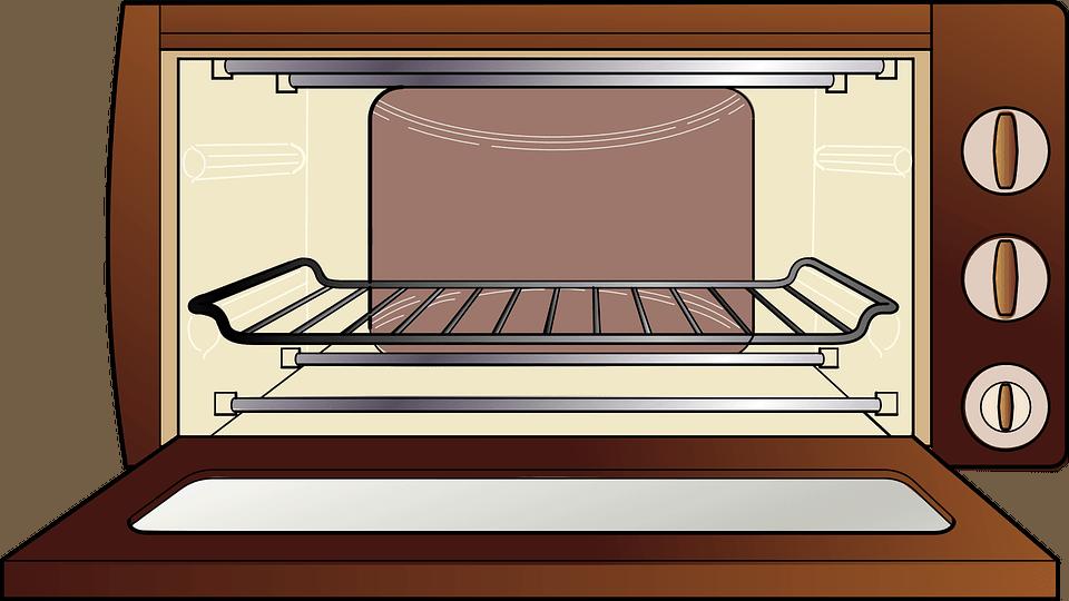 Microwave clean microwave