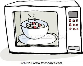 clip art clipartlook. Microwave clipart cute