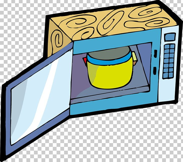 Microwave clipart happy. Oven kitchen euclidean png