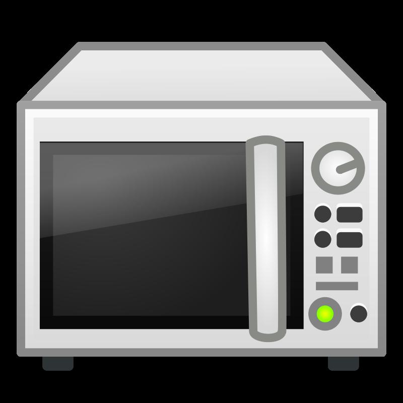 Microwave horno