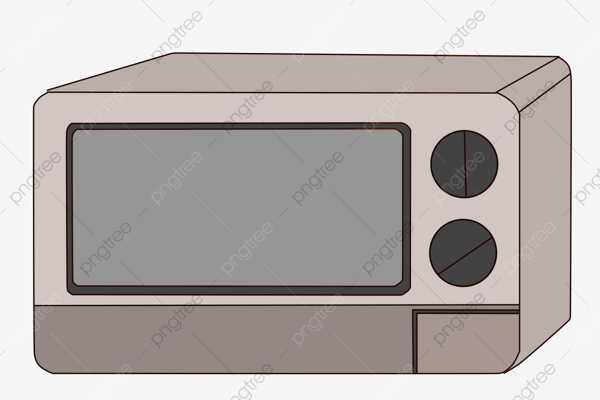 Kitchen appliance illustration . Microwave clipart hot oven