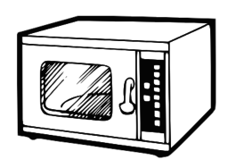 Free cliparts download clip. Microwave clipart