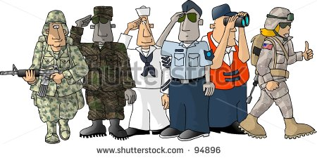 Military . Army clipart soldier us