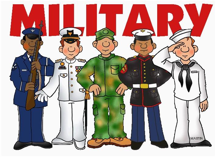 Unique free clip art. Military clipart