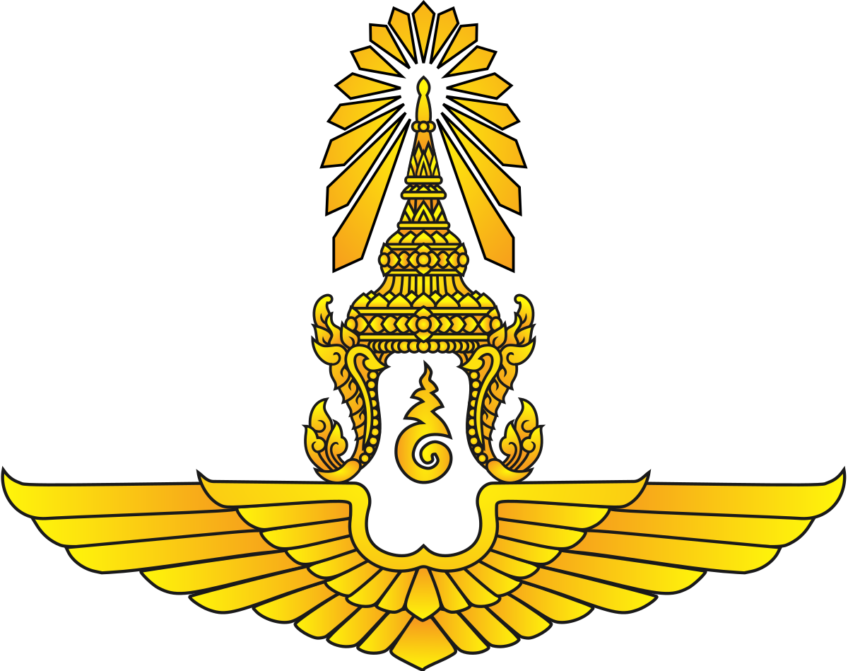 Royal thai wikipedia . Navy clipart air force officer