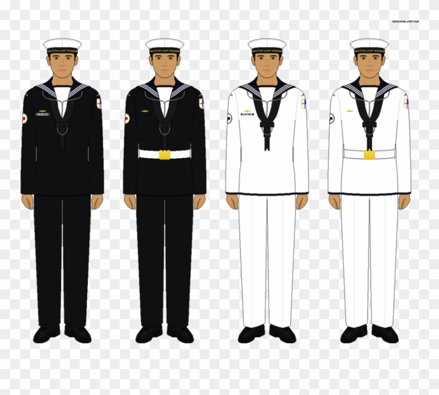 Sailor military uniforms army. Navy clipart officer navy