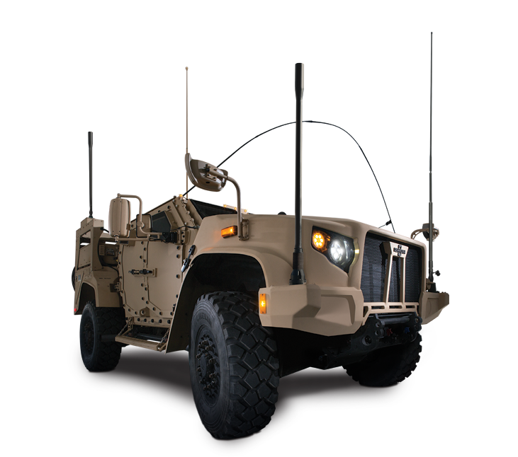 Joint light tactical vehicle. Soldiers clipart car
