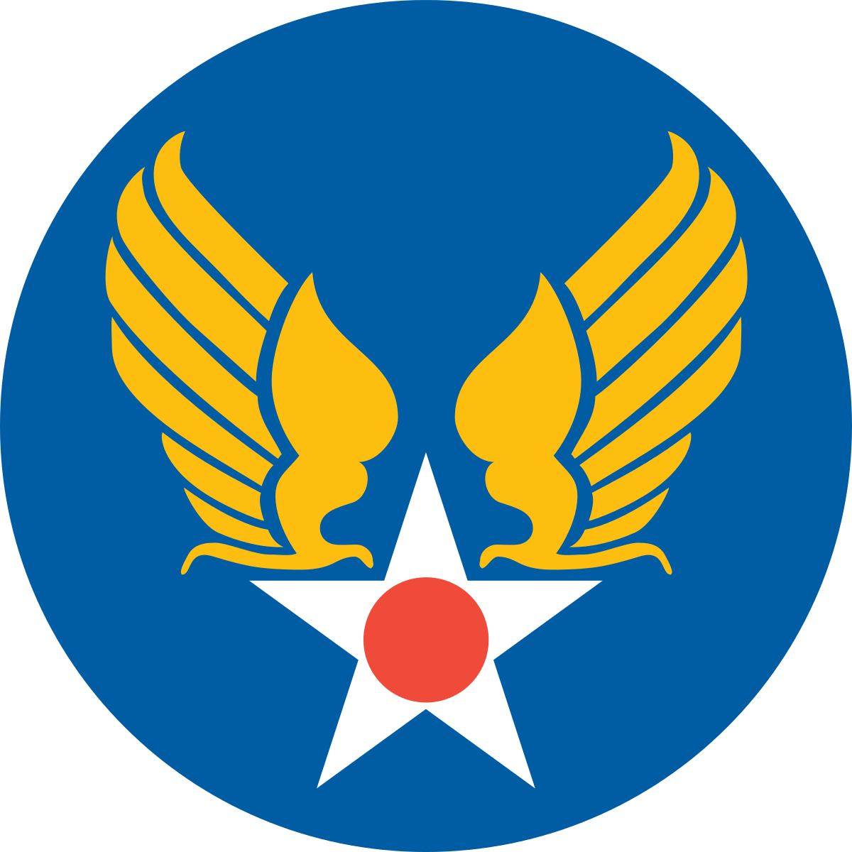 United states army air. Military clipart history american
