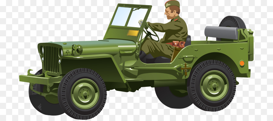Military clipart jeep army. Download free png royalty