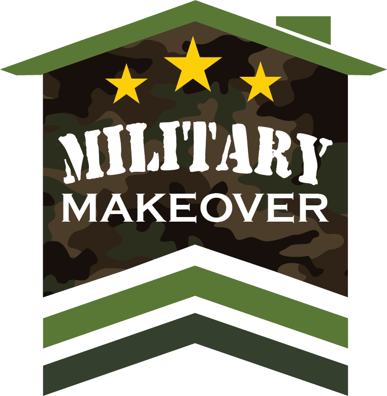 Military clipart military family. Designing spaces makeover casting