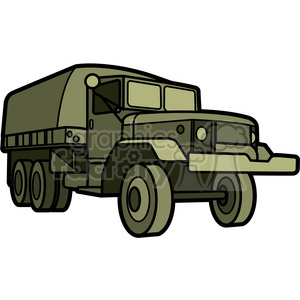 Military clipart military truck. Armored transport vehicle royalty