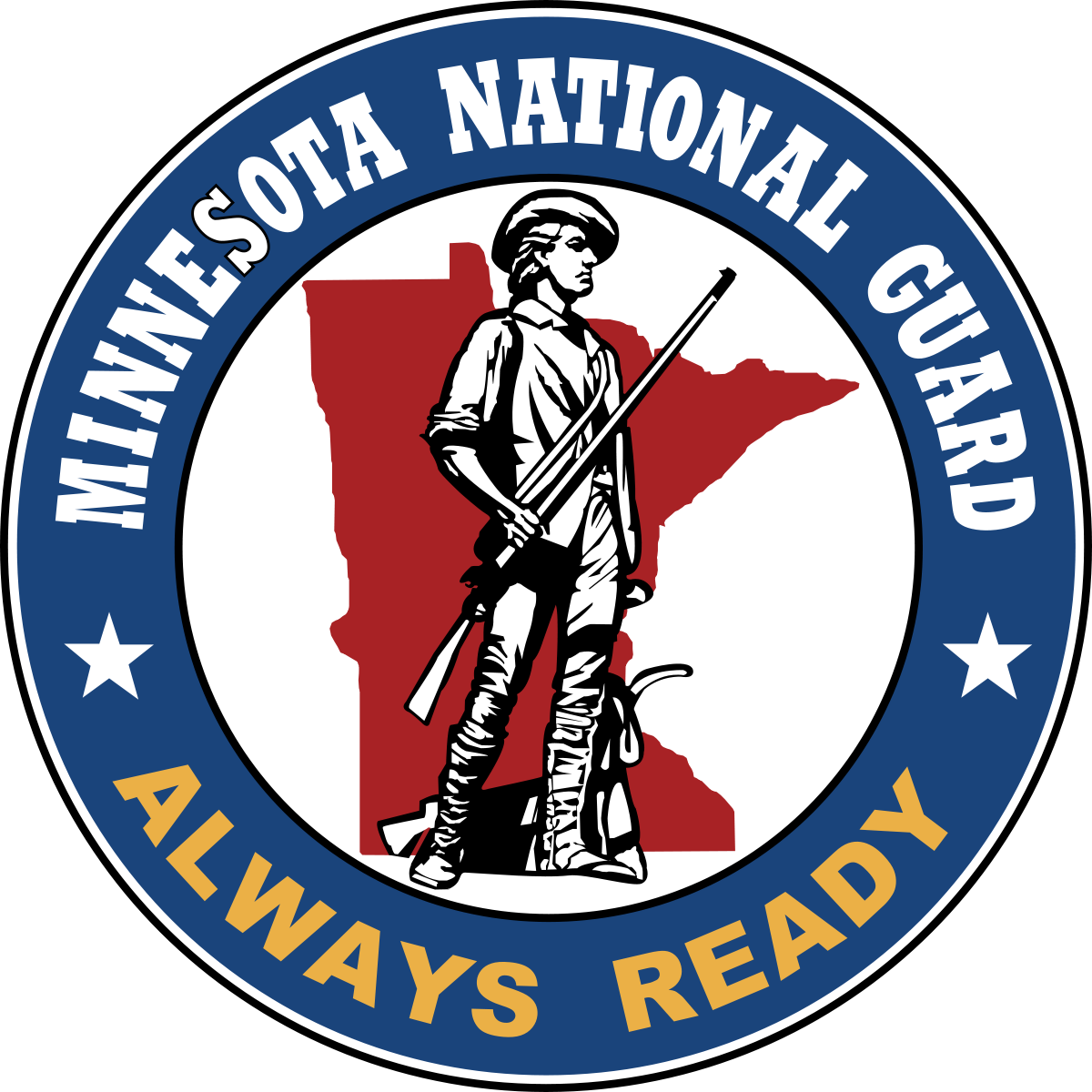 Minnesota national wikipedia . Pilot clipart security guard logo