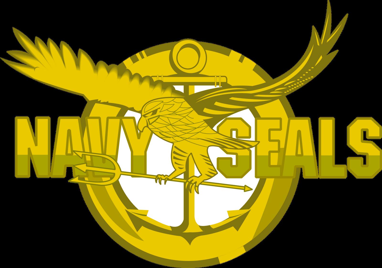 Seals logo wallpaper pinterest. Navy clipart trident
