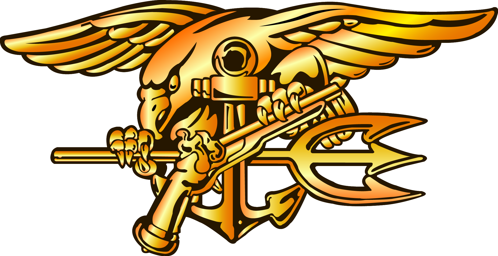 Best free seal trident. Navy clipart chief petty officer