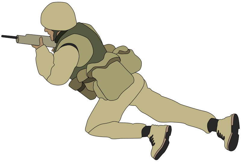Clip art ppt panda. Soldiers clipart military