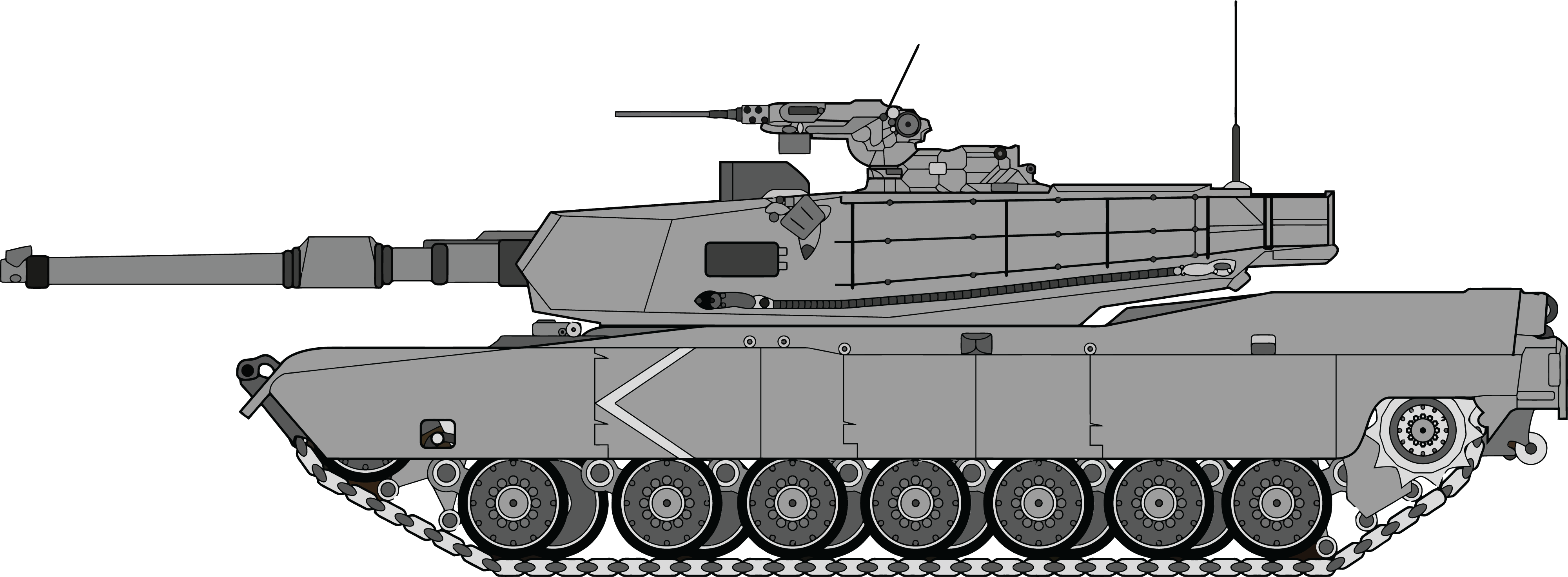 collection of transparent. Military clipart simple tank