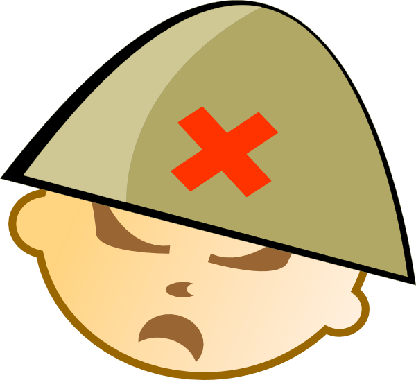 Clip art at clker. Soldiers clipart soldier japanese