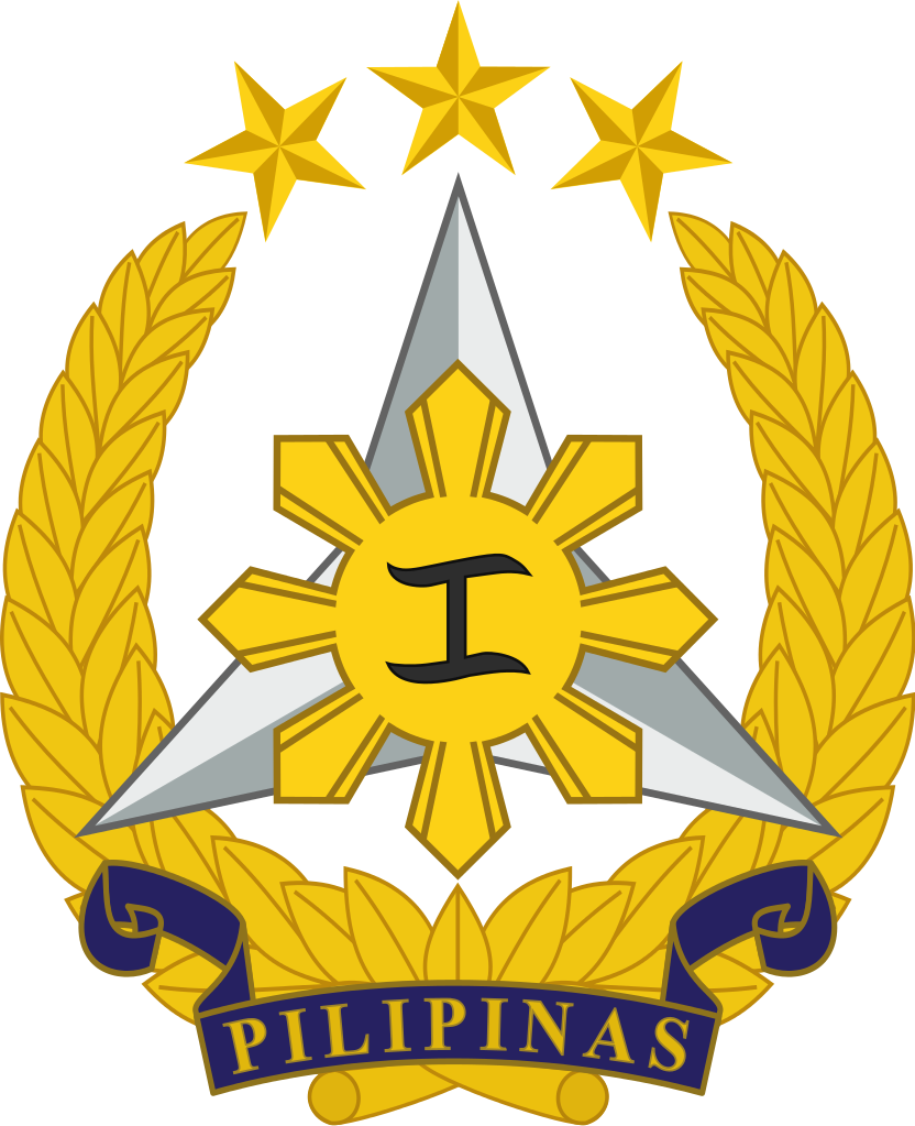Armed forces of the. Respect clipart symbol filipino