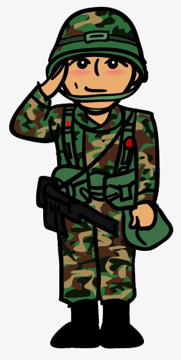 Saluting cliparts free download. Soldiers clipart soldier salute