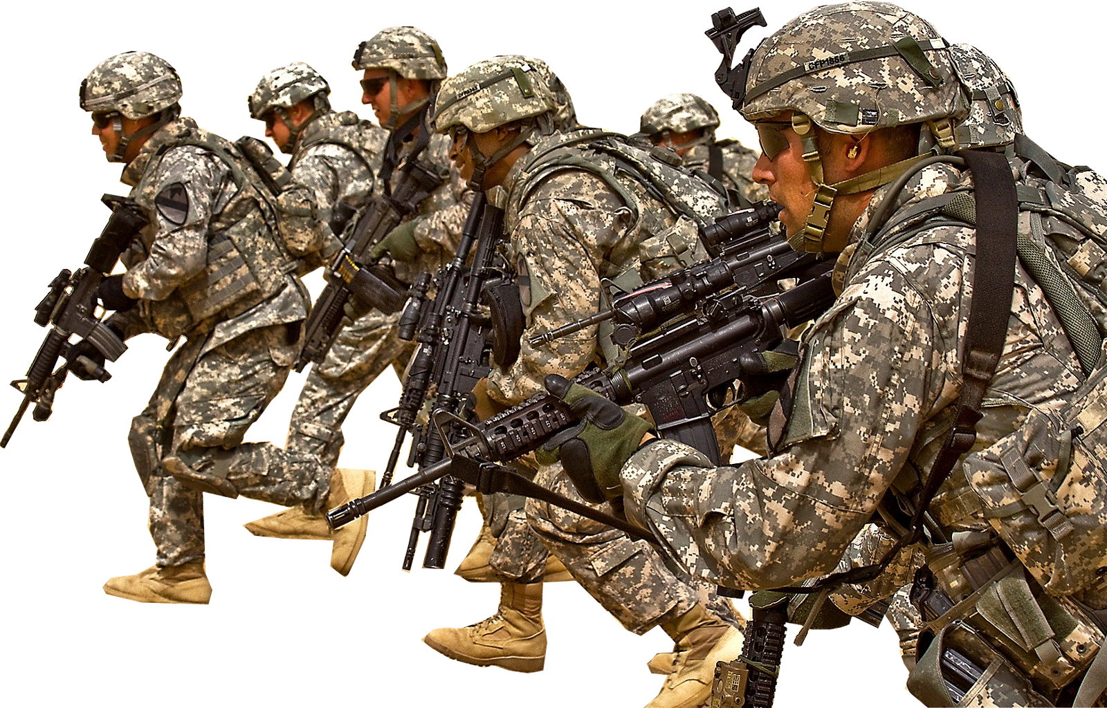 Military clipart soldier usa. Soldiers army ussoldier freedom