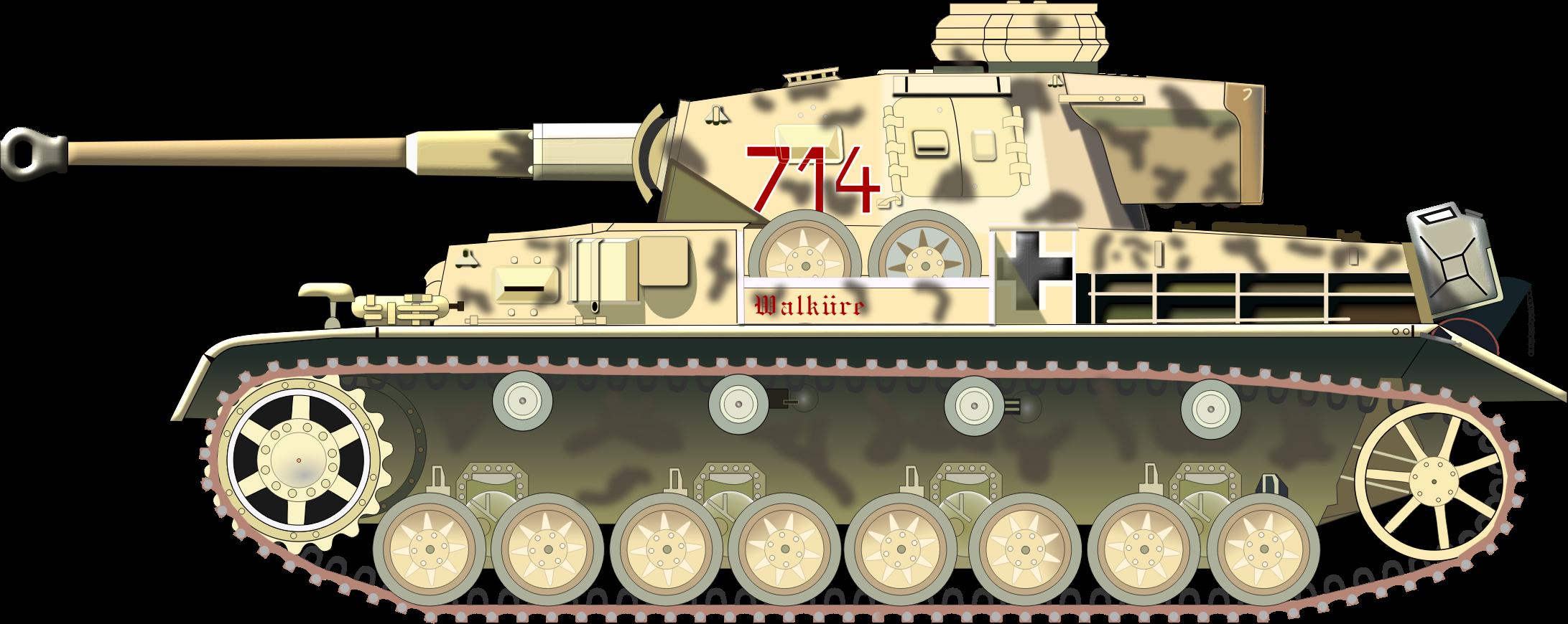 Military clipart turret. Panzer tank big image