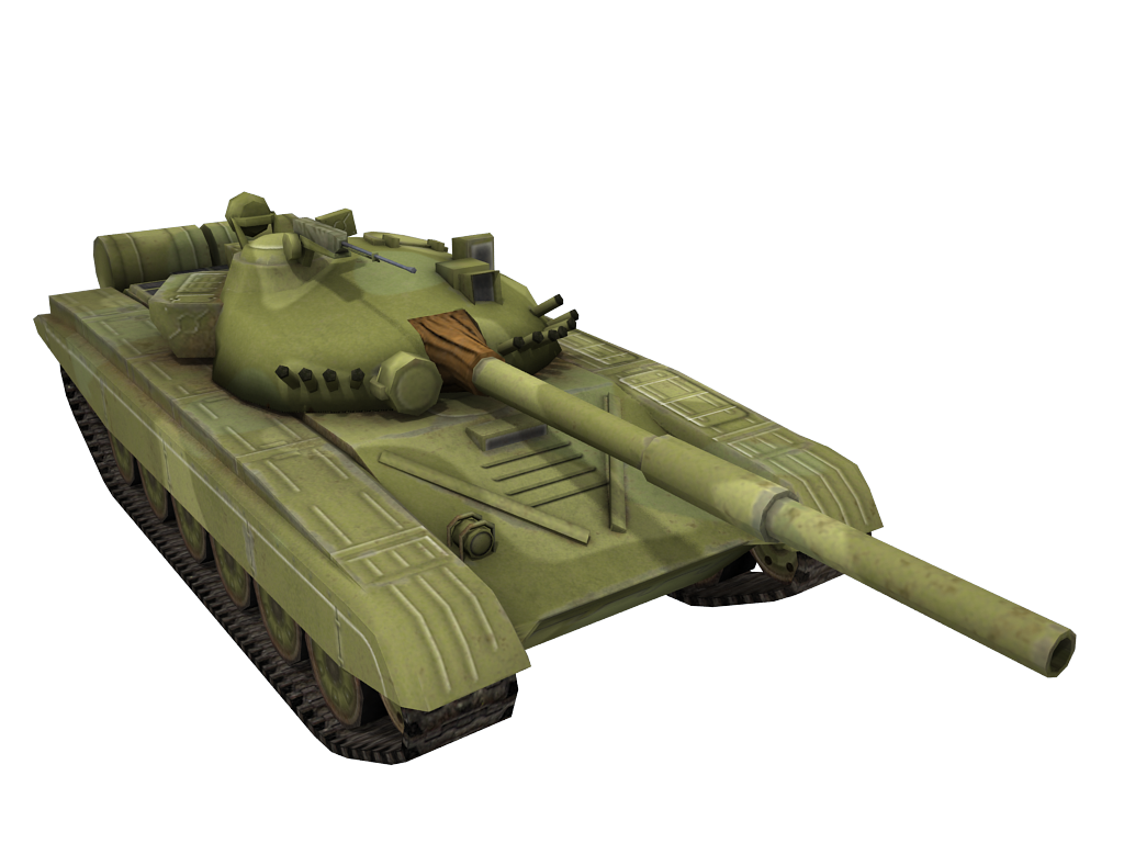 Tank seven isolated stock. Military clipart turret