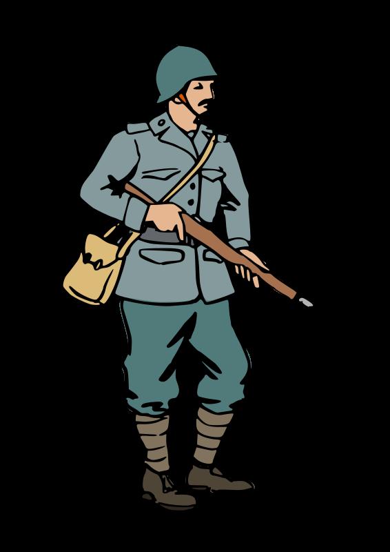 Soldiers soldier uniform