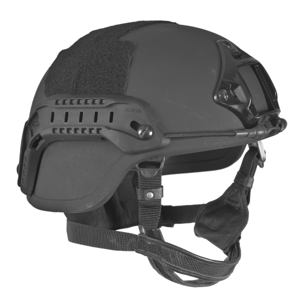 Chase tactical striker ach. Military helmet png