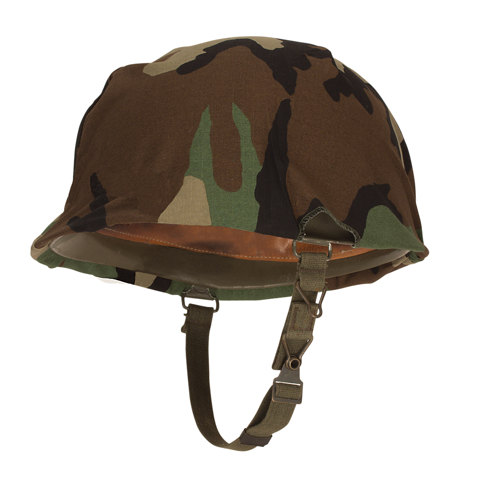 Military helmet png. Major set woodland camo