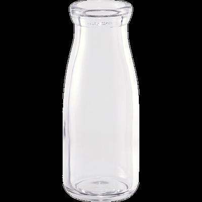 Milk bottle png. Empty glass transparent stickpng