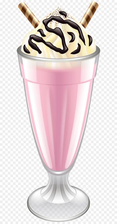 Milkshake clipart milk shake. Free png images vectors