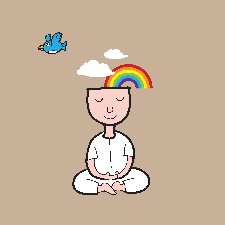 Mind clipart happy mind. Ten steps to befriending