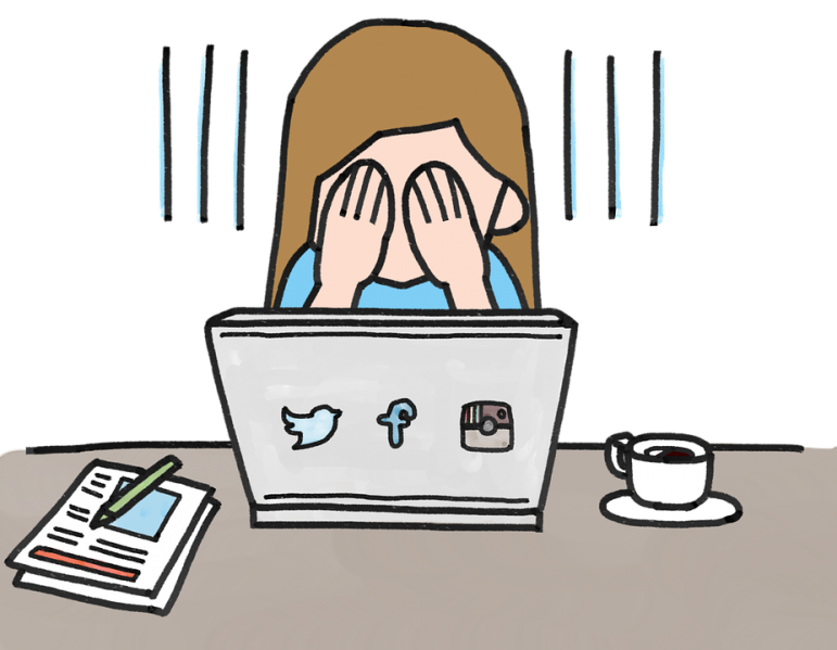 Mind clipart mental health. Social media anxiety disorders