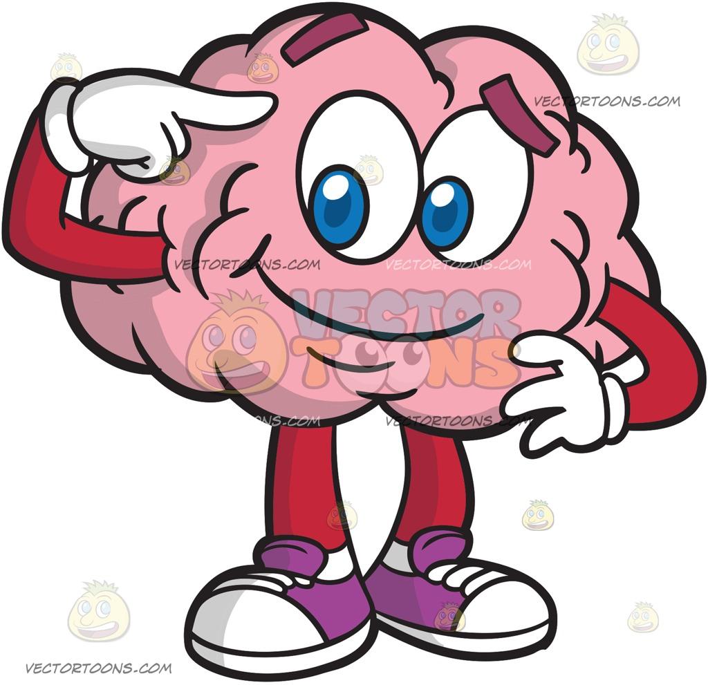 Psychology clipart smart brain. Free download best on