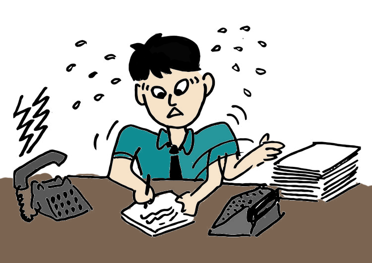 Stress clipart stressed brain. Result mind questionnaire optimax