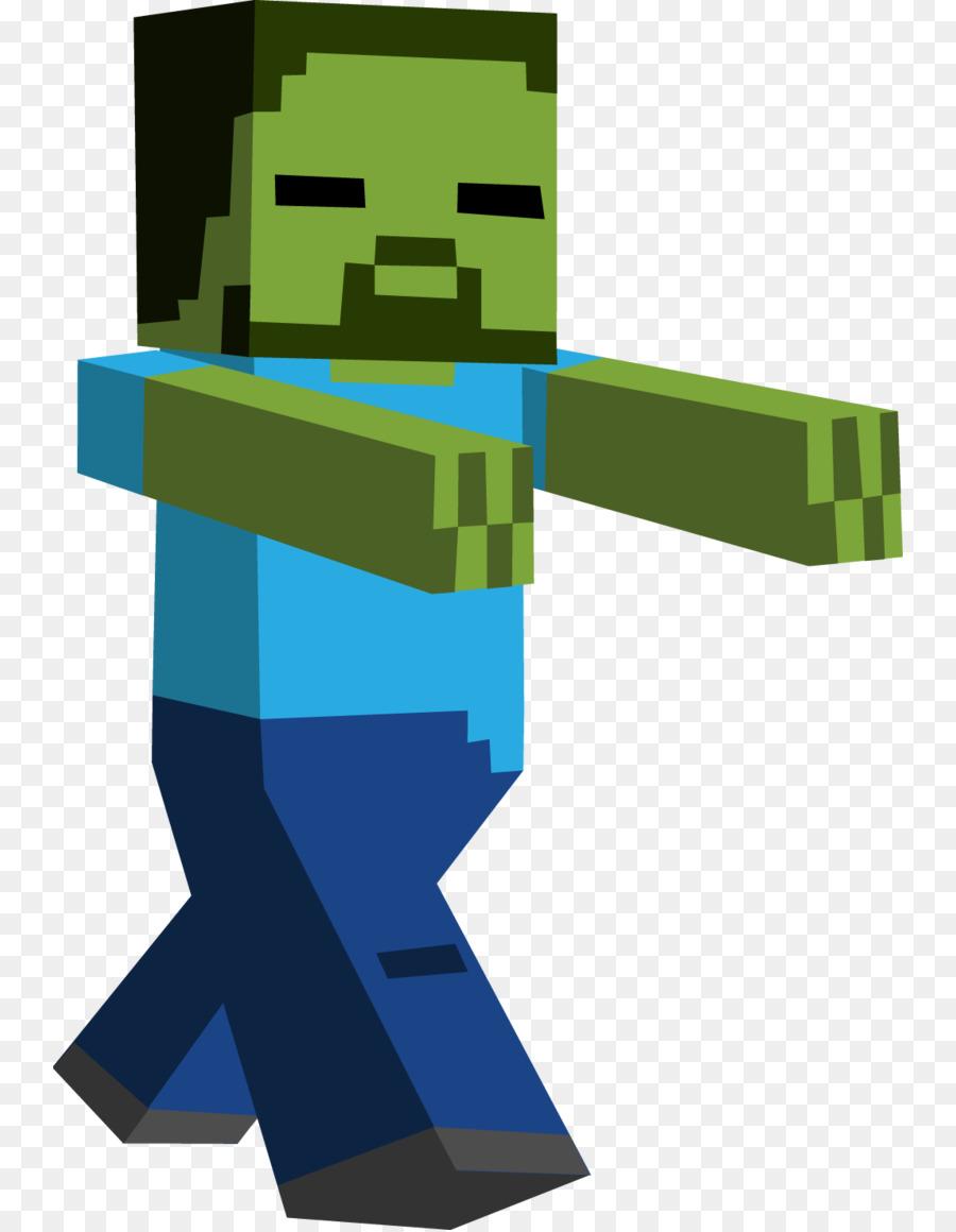 Minecraft clipart. Dead island zombie clip