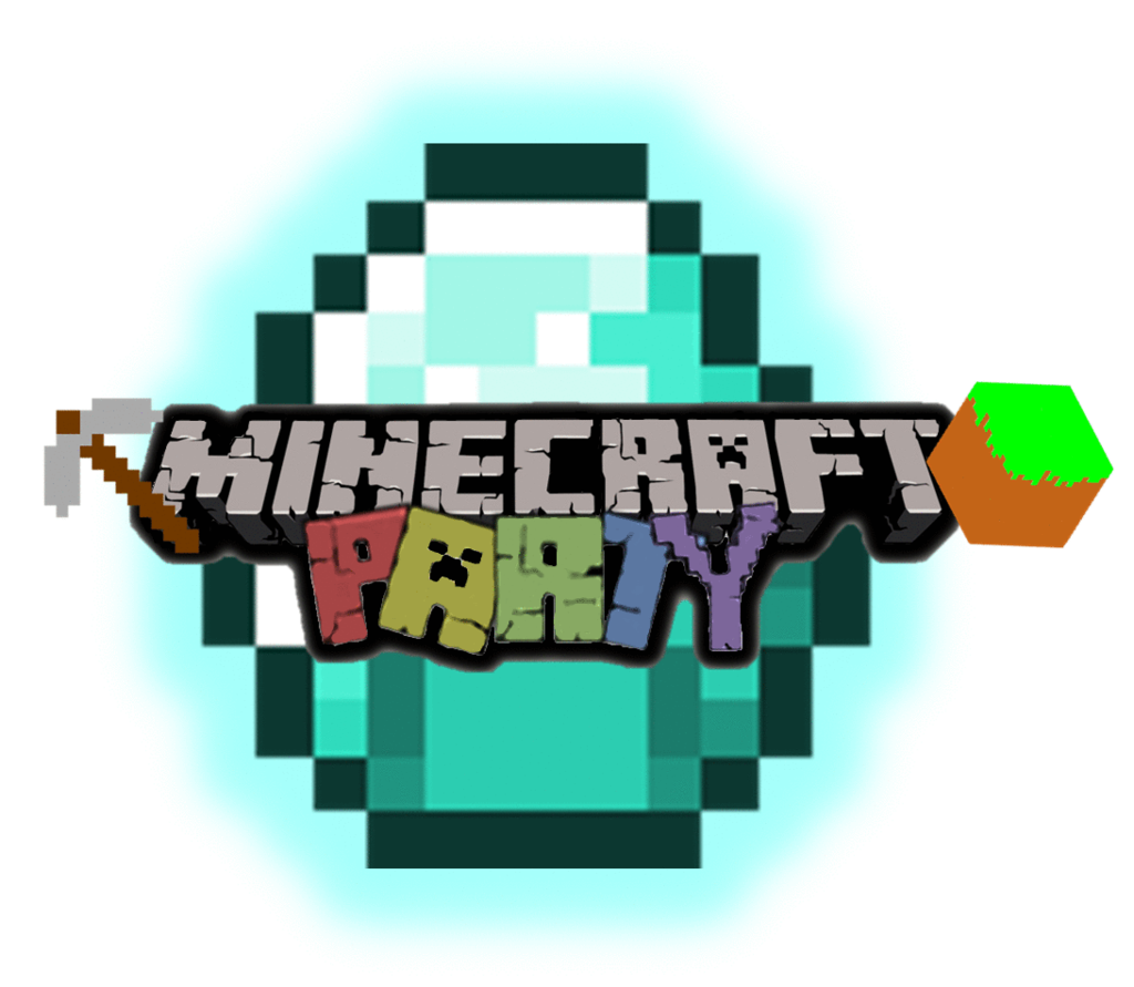 Free printable minecraft at. Craft clipart craft time