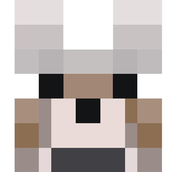 Wolf faces . Minecraft clipart minecraft face