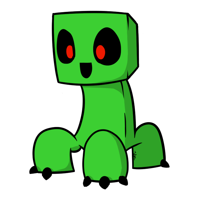 Cool easy drawing cute. Minecraft clipart minecraft face