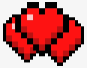 Minecraft clipart minecraft heart. Png transparent image