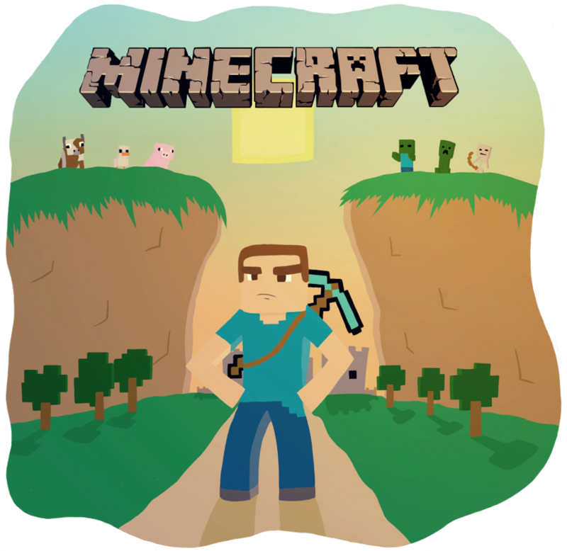 Youtube clipart terraria. Minecraft adventure by lookingthehorizon