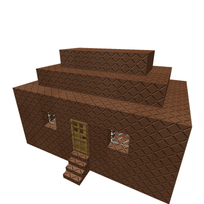 Roblox. Minecraft house png
